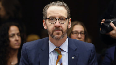 Gerald Butts, former principal secretary to Canada's Prime Minister Justin Trudeau.
