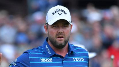 Marc Leishman wins PGA event at Torrey Pines