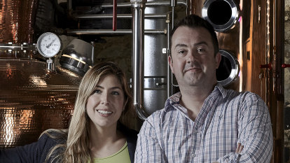 'A hand to mouth industry': Farmers turn gin makers