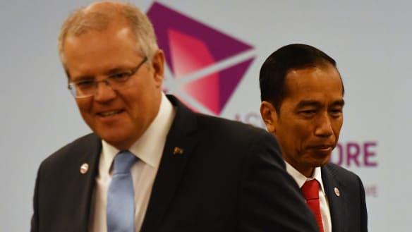 Jerusalem embassy proposal delays Australia-Indonesia trade agreement