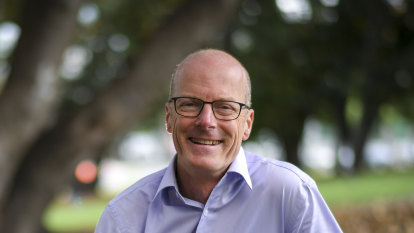 Sydney Road bike lanes top priority, Greens candidate Tim Read says