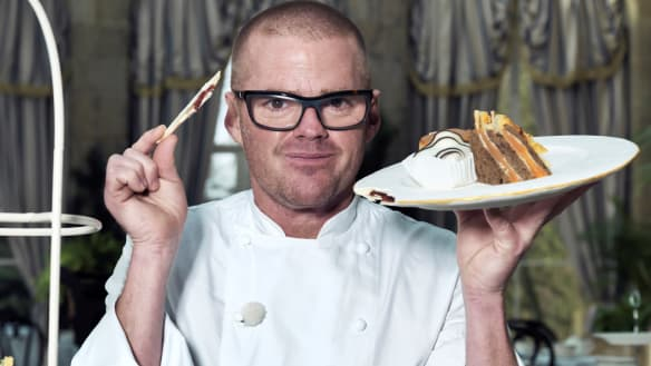 Chefs complain about $30,000 underpayment at Heston Blumenthal's restaurant