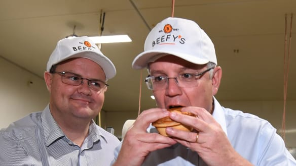 Scott Morrison's best chance at winning the next election