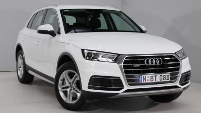 New Audi Q5 vehicles recalled over potential brake failure