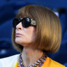 Anna Wintour's visit was a success. Other events, take note