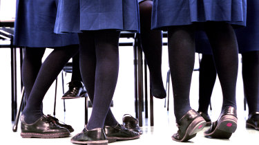 Catholic education chiefs blame fee rises for stagnant enrolments.