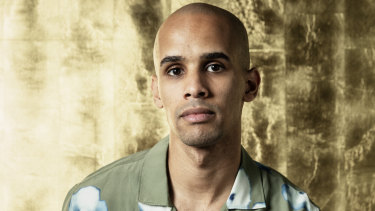 Cole Brown, author ofGreyboy: Finding Blackness in a White World.