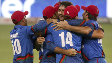 Afghanistan have been playing ODI cricket since 2009.
