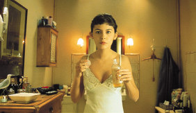 Audrey Tautou in Amelie.
