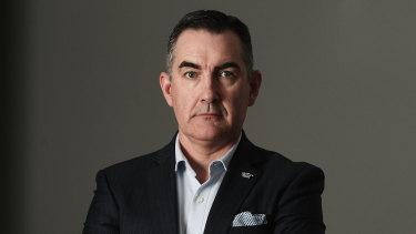 Paul Scurrah, CEO of Virgin Australiia.