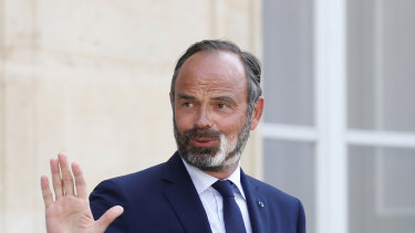 Edouard Philippe, mayor of Le Havre, expressed gratitude.