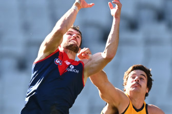 Joel Smith (left) is shaping as the hard-luck story of preliminary finals week.