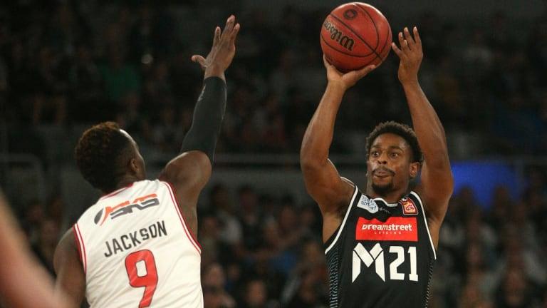 Casper Ware starred for Melbourne.