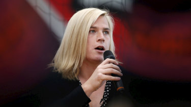 Hannah Mouncey says Caster Semenya should be allowed to run without testosterone suppression.