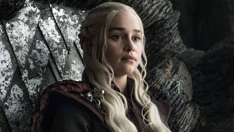 Game of Thrones will conclude in April.