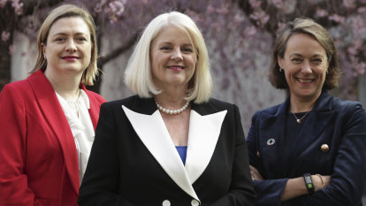 'Unprecedented in Australia': Meet the women leading science across government