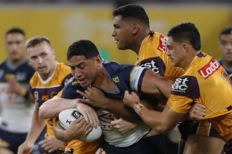 Queensland coach Kevin Walters doesn't want to change Origin eligibility rules - even if it means missing out on Cowboys wrecking ball Jason Taumalolo.