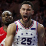 NBA All-Star Ben Simmons in line to promote Victoria to the world