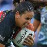 Comeback queen Davis-Welsh seals win for women's Indigenous All Stars