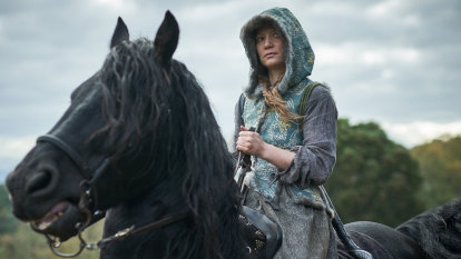 Mia Wasikowska lands a knockout blow in Judy and Punch