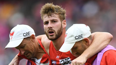 Luckless Swan Alex Johnson.
