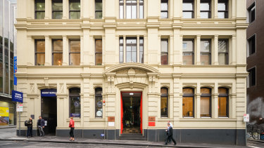 Normanby Chambers, 430 Little Collins Street, Melbourne