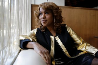 Actress and singer Jennifer Holliday sang at the funeral of the Queen of Soul, Aretha Franklin.