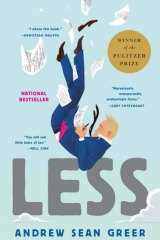 Less by Andrew Sean Greer.