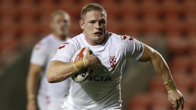 Citation: George Burgess will have to answer a charge over eye-gouging in the second Test against New Zealand.
