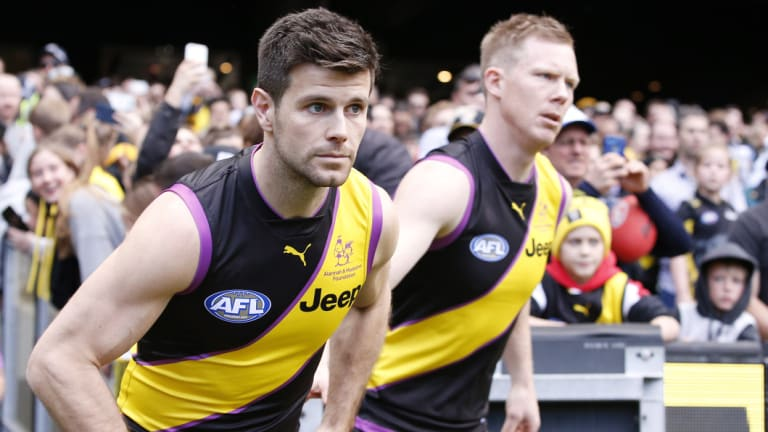 Yellow and black-to-back? Richmond are the team to beat.