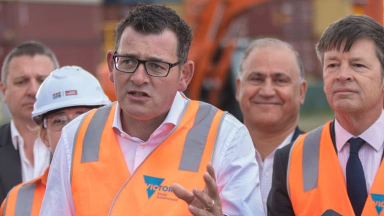Premier Daniel Andrews says the Westgate Tunnel will proceed regardless of Parliamentary approval.