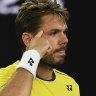 Wawrinka points finger at Djokovic over feud