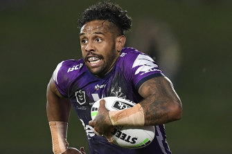 Josh Addo-Carr wants to move back to Sydney in 2021.