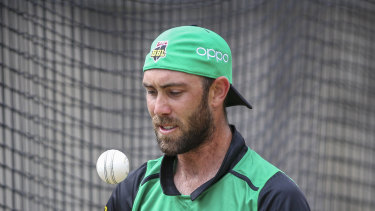 Glenn Maxwell has been left out of the Australian one-day side.