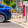 Australia on verge of electric cars boom amid sharp jump in sales figures