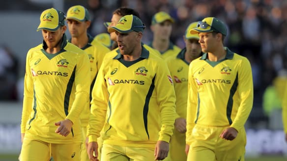 Australia in battle to avoid first-ever series whitewash to England