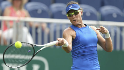 Stosur advances in Switzerland