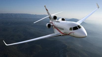Luxury upgrade for government's VIP jet fleet