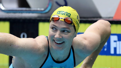 Cate Campbell won't spend Tokyo Olympics campaign talking about Rio