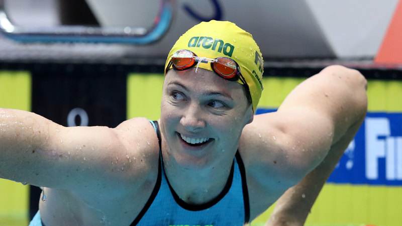 Cate Campbell won't spend Tokyo Olympics campaign talking about Rio - The Age