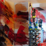 Australian artist bound for Perth with plans for tallest mural in southern hemisphere