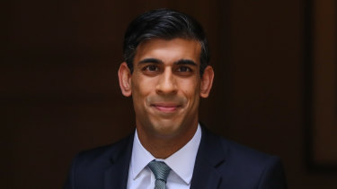 Chancellor Rishi Sunak is popular with MPs but inexperienced.