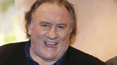 French star Gerard Depardieu has been accused of rape.