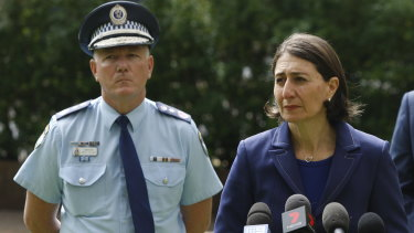Police Commissioner Mick Fuller received a pay increase of almost $87,000 after Premier Gladys Berejiklian directed the state's remuneration tribunal to review his salary.