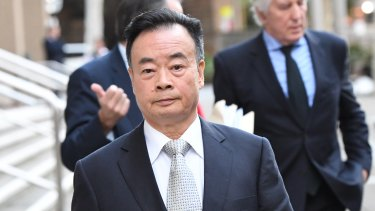 Chau Chak Wing opted to sue Fairfax Media in the Federal Court.