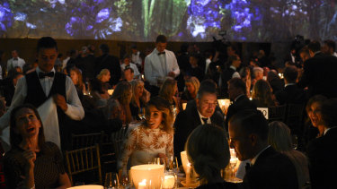 The annual Gold Dinner raises millions of dollars for the Sydney Children's Hospitals Foundation.