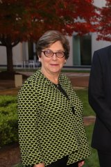 Age Discrimination Commissioner, Dr Kay Patterson, appeared before the Royal Commission on Aged Care Quality and Safety on Wednesday.
