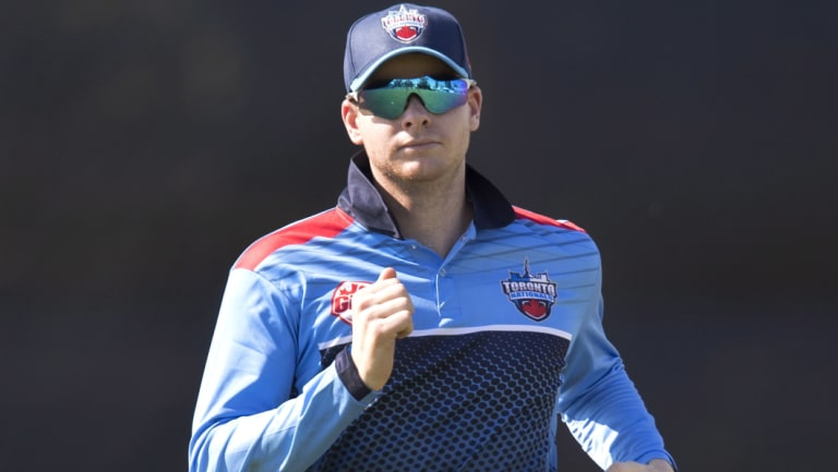 Road to redemption: Steve Smith's next stop is set to be the Caribbean Premier League