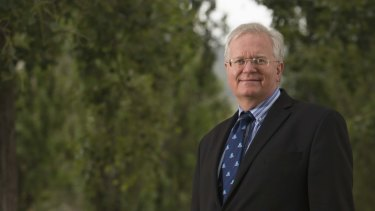 ANU vice-chancellor and Nobel Prize winner Brian Schmidt.