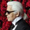 Karl Lagerfeld, giant among fashion designers